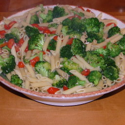 Broccoli Tomato Pasta