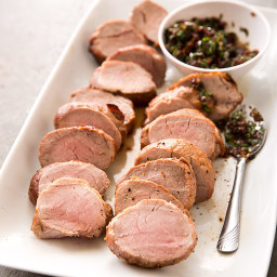 Broiled Pork Tenderloin