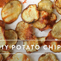Broiler Potato Chips