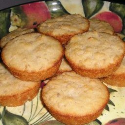 Brown Rice Muffins