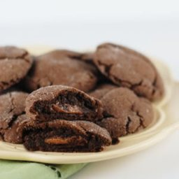 Cookie Day -  Rolo Cookies