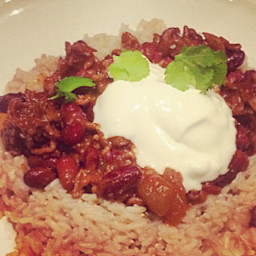 Browns Chilli Con Carne