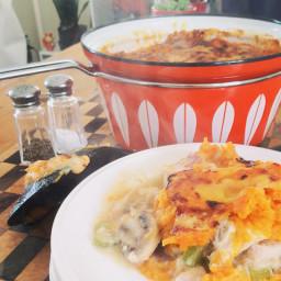 Browns Chicken Cottage Pie