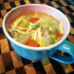 Browns Chicken Noodle Soup