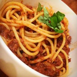 Browns Spaghetti Bolognese