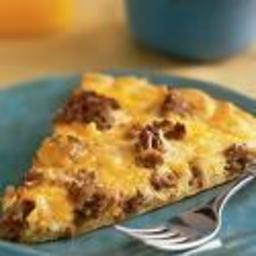 Brunch - Breakfast Pizza