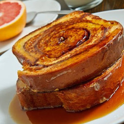 Brunch - French Toast Rich & Yummy
