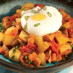 Brunch - Jorna's Skillet Breakfast