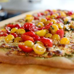 Bruschetta Pizza