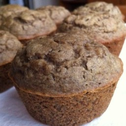 Buckwheat Bran Muffins