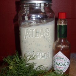 Buffalo Ranch Buttermilk Dressing