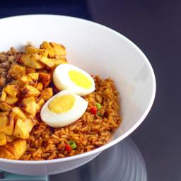 Buka Jollof and the Nigerian Rice bowl