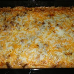 Burrito casserole low carb