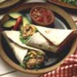 Burrito Turkey Burger