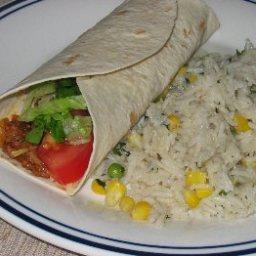 Burritos de picadillo