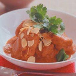 Butter Chicken (Chicken Makhani)