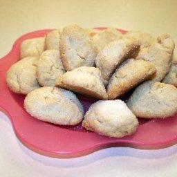 Butter-Cookies - Simple Butter Cookies