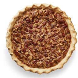 Butter Pecan-Toffee Pie