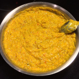 Buttercup Olive Soup