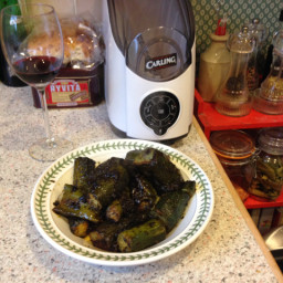 Buttered Courgettes