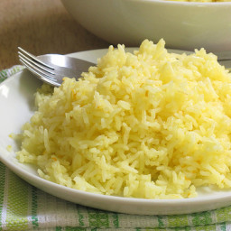 Buttered Rice