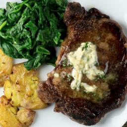 Buttered Steak