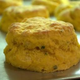 Butternut Squash and Sage Biscuits