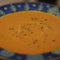 Butternut Squash & Coconut Soup