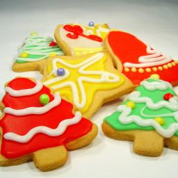 Butterscotch Sugar Cookies
