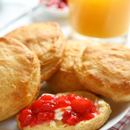 Buttery Biscuit Recipe