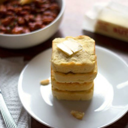 Buttery Coconut Flour Low Carb Biscuits