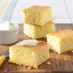 Buttery Corn Bread Recipe