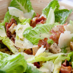 Caesar Salad Poulette Version
