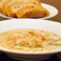 Cajun Shrimp-and-Corn Bisque (1+)