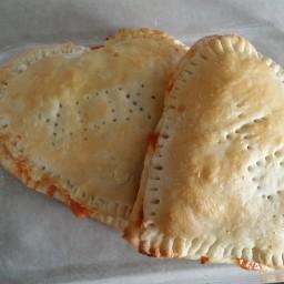 Calezone hearts