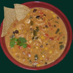 Calico Taco Soup