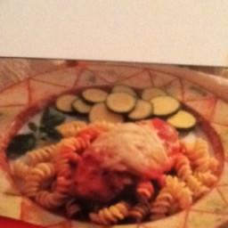 Campells Chicken Mozzarella