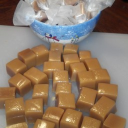 Caramels, Soft and Homemade