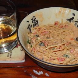 Carbonara Marinara Spaghetti