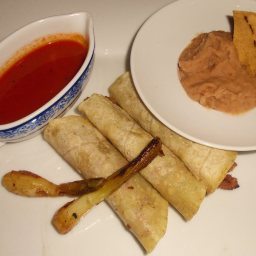 Carne Asada Soft Tacos