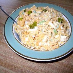 Carolina Macaroni Salad