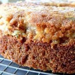 Carol's Zucchini Cake