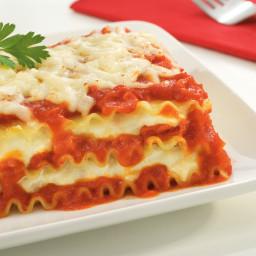Carrie's Lasagna