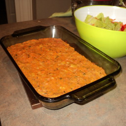 Carrot Peanut Butter Loaf