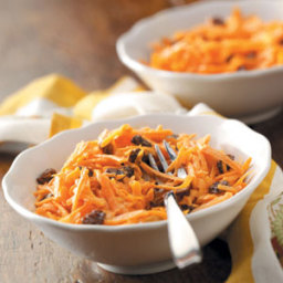 Carrot Raisin Salad Recipe