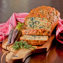 Carrot and Thyme Loaf Recipe