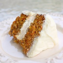 Carrot Cake for Easter