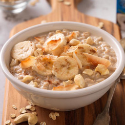Cashew Chai Latte Oatmeal