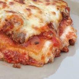 Casseroles - Festivus lasagna