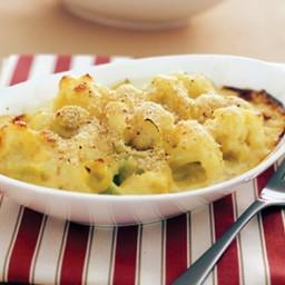 Cauliflower and gruyere bakes